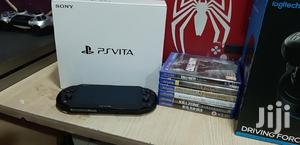 Ps Vita Slim One Month Old With 10games Free | Video Game Consoles for sale in Nairobi, Nairobi Central