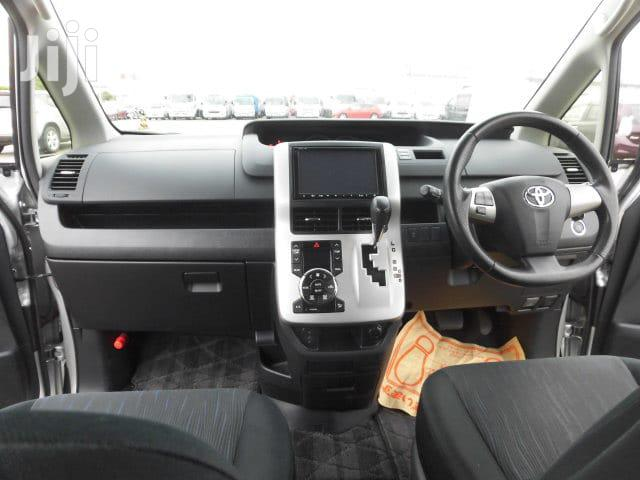 New Toyota Noah 2012 Silver | Buses & Microbuses for sale in Tononoka, Mombasa, Kenya