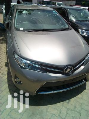 Toyota Auris 2013 Gray   Cars for sale in Mombasa, Mvita