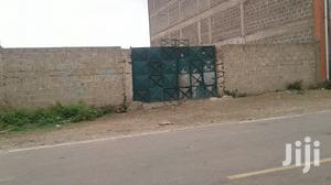 Embakasi Commercial Plot 1/8ac to Lease Fenced   Land & Plots for Rent for sale in Nairobi, Embakasi