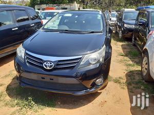 Toyota Avensis 2012 Black   Cars for sale in Mombasa, Mvita