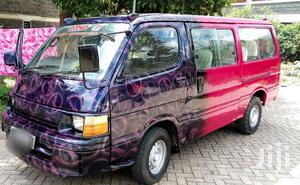 Toyota Hiace 1998 Red For Sale | Buses & Microbuses for sale in Nairobi, Komarock