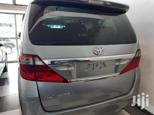Toyota Alphard 2012 Gray | Buses & Microbuses for sale in Mombasa, Mvita
