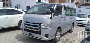 Used Toyota Hiace 2014 Silver For Sale | Buses & Microbuses for sale in Mombasa, Mvita