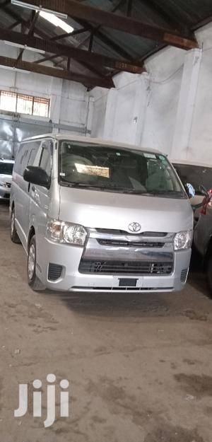 Toyota Hiace 2014 Silver | Buses & Microbuses for sale in Mombasa, Tudor