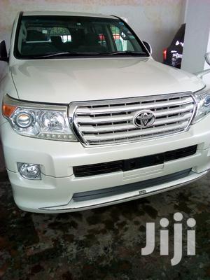 Toyota Land Cruiser 2013 White | Cars for sale in Mombasa, Mvita