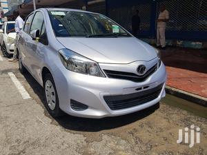 New Toyota Vitz 2012 Silver   Cars for sale in Mombasa, Tononoka