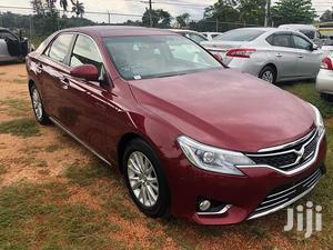 Toyota Mark X 2014 Red | Cars for sale in Nyali, Ziwa la Ngombe