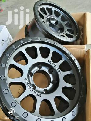 Hilux Sports Rims Size 16set   Vehicle Parts & Accessories for sale in Nairobi, Nairobi Central