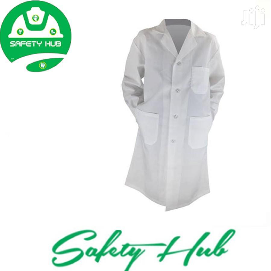 Lab Coats White Dust Coats