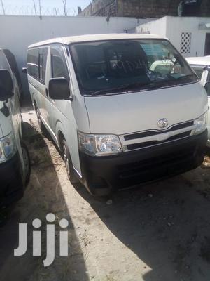 New Toyota Hiace 2013 White   Buses & Microbuses for sale in Mombasa, Mvita
