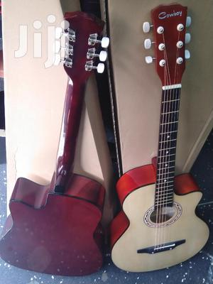 Medium Acoustic Box Guitar 38   Musical Instruments & Gear for sale in Nairobi, Nairobi Central