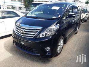 Toyota Alphard 2012 Black   Cars for sale in Mombasa, Mvita