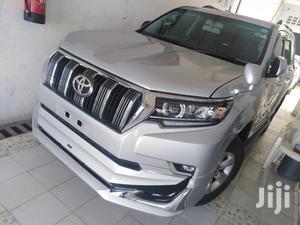 New Toyota Land Cruiser Prado 2013 Silver   Cars for sale in Mombasa, Mvita