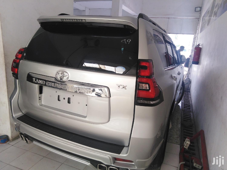 New Toyota Land Cruiser Prado 2013 Silver | Cars for sale in Mvita, Mombasa, Kenya