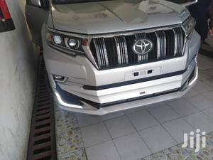 New Toyota Land Cruiser Prado 2014 Silver | Cars for sale in Mombasa, Mvita