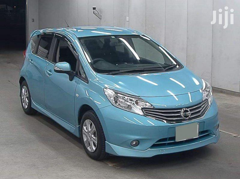 Archive: New Nissan Note 2013 Blue