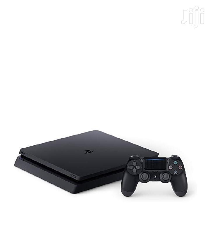 New Playstation 4 500gb Slim