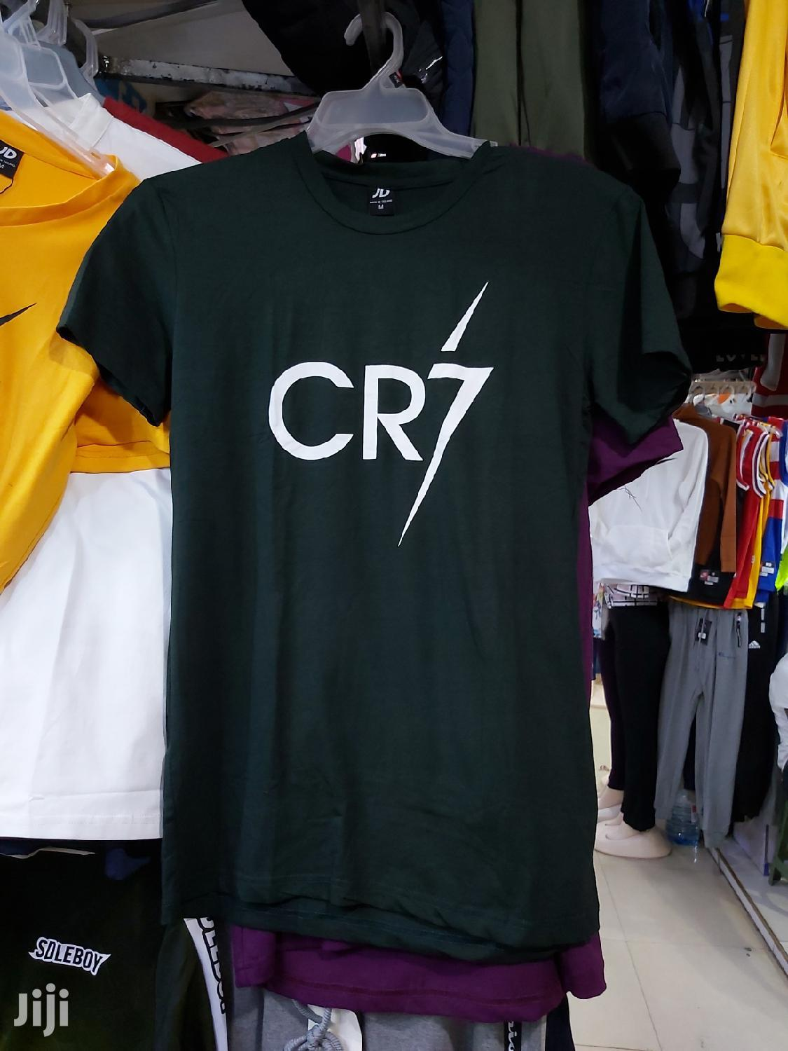 High Quality Original CR7 T-Shirts Now Available