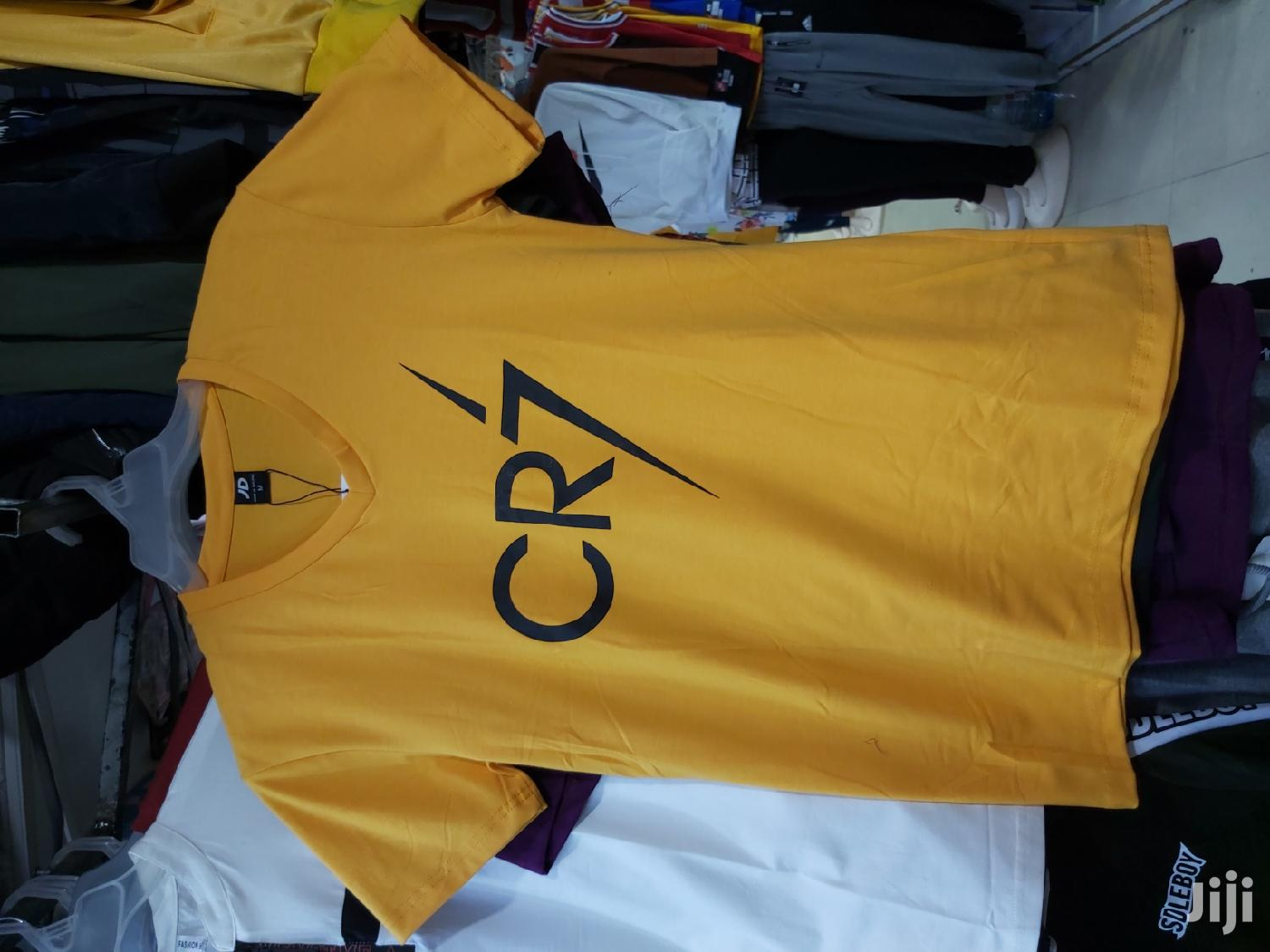 High Quality Original CR7 T-Shirts Now Available | Clothing for sale in Nairobi Central, Nairobi, Kenya