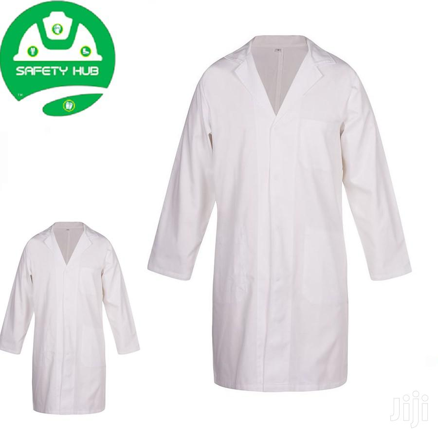 Lab Coats/ White Dust Coats   Medical Supplies & Equipment for sale in Nairobi Central, Nairobi, Kenya