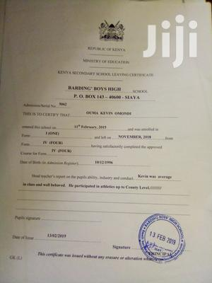 Technology CV   Technology CVs for sale in Mombasa, Tononoka