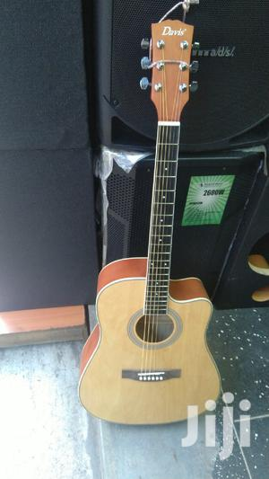 New Acoustic Box Guitar   Musical Instruments & Gear for sale in Nairobi, Nairobi Central