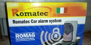 Brand New Romatec Car Alarm, Free Delivery Within Nairobi Cbd   Vehicle Parts & Accessories for sale in Nairobi, Nairobi Central