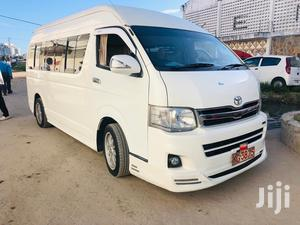 New Toyota HiAce 2014 White | Buses & Microbuses for sale in Mombasa, Mvita