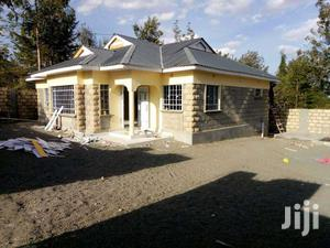 Newly Built Spacious 3 Bedrooms Bungalow For Sale In Ngong, Matasia | Houses & Apartments For Sale for sale in Kajiado, Ngong