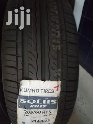 205/60 R15 Kumho Made In Korea | Vehicle Parts & Accessories for sale in Nairobi, Nairobi Central