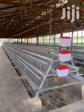 Chicken Cages | Farm Machinery & Equipment for sale in Roysambu, Nairobi, Kenya