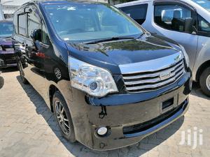 Toyota Noah 2012 Black   Cars for sale in Mombasa, Mvita
