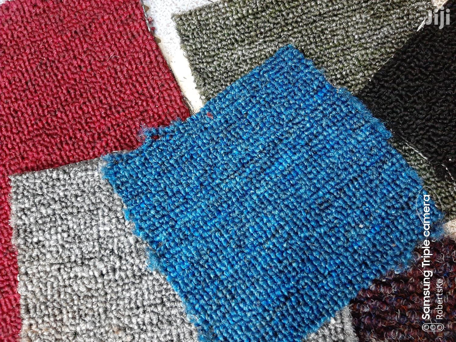 Delta 4mm Carpet Blue Wall To Wall
