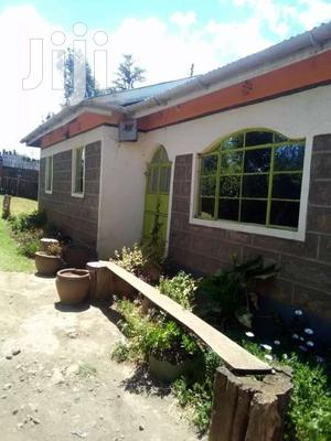 1/2 Acre  With 3 Bedroom House On ,Sale Of Land At Flyover   Land & Plots For Sale for sale in Nyandarua, Magumu