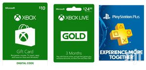 Xbox, Psn And Ea Access Gift Cards Available   Video Games for sale in Nairobi, Ziwani/Kariokor