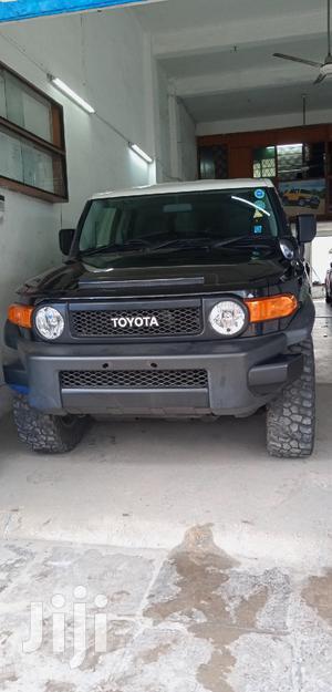 New Toyota FJ Cruiser 2013 Black   Cars for sale in Mvita, Majengo