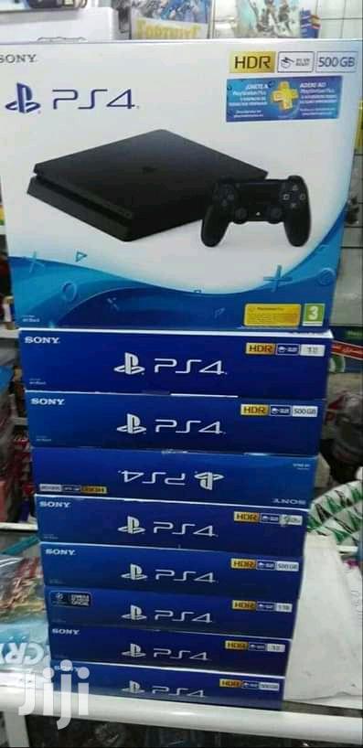 Brand New Playstation 4 Slim Machines