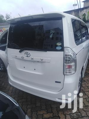 New Toyota Voxy 2012 White | Cars for sale in Mombasa, Mvita