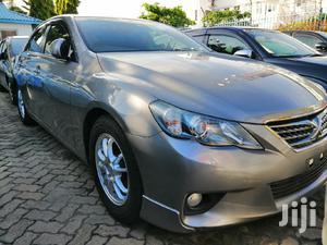 Toyota Mark X 2012 Gray | Cars for sale in Mombasa, Mvita