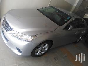 New Toyota Mark X 2013 Silver | Cars for sale in Mombasa, Mvita