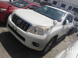 New Toyota Land Cruiser Prado 2012 White | Cars for sale in Mombasa, Mvita
