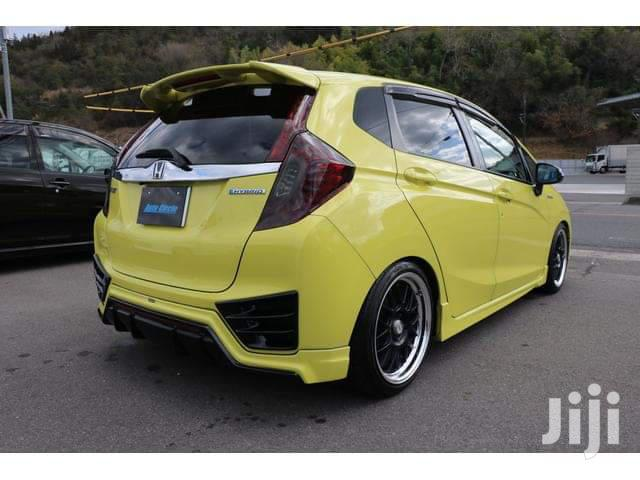 Archive: New Honda Fit 2013 Yellow