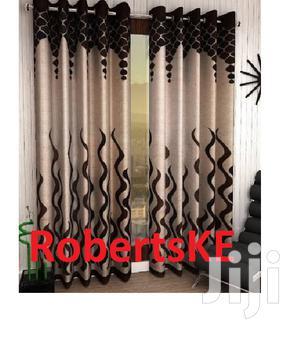 Brown Design Elegant Curtain | Home Accessories for sale in Nairobi, Nairobi Central