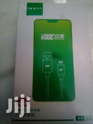 New Original OPPO VOOC Fast Charger Micro USB Data Cable   Accessories for Mobile Phones & Tablets for sale in Nairobi, Nairobi Central