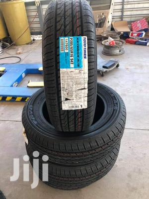 205/65/16 Toyo Tyre's Is Made In Japan | Vehicle Parts & Accessories for sale in Nairobi, Nairobi Central
