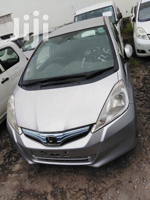New Honda Fit 2012 Silver   Cars for sale in Mombasa, Mvita