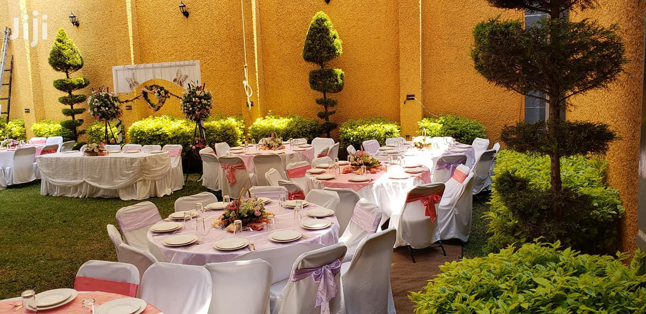 Archive: Garden And Events Party Services