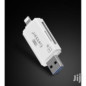 Earldom ET-OT21 3-In-1 Micro-Usb/Usb 3.0 OTG Card Reader | Computer Accessories  for sale in Nairobi, Nairobi Central