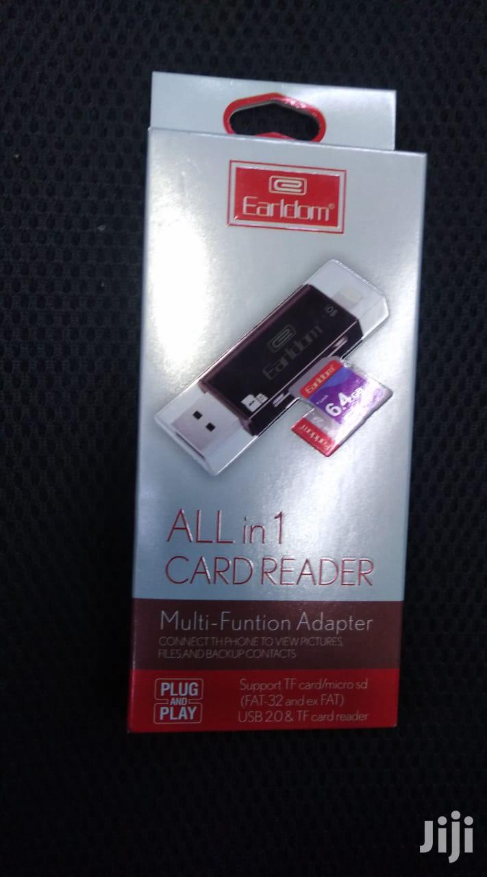 Earldom ET-OT21 3-In-1 Micro-Usb/Usb 3.0 OTG Card Reader | Computer Accessories  for sale in Nairobi Central, Nairobi, Kenya
